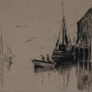 Stillness, Anthony Thieme