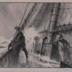 Headed for Port, Gordon Grant
