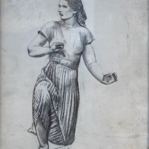 Folly Cove Dancer, Leon Kroll