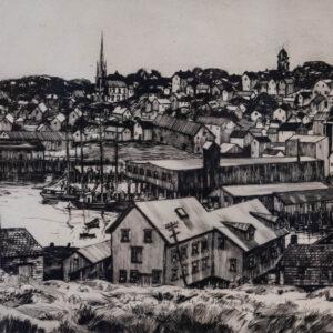 Gloucester Harbor, Lawrence Nelson Wilbur