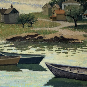 Reflections, Fisherman's Cove, Lanesville, Cape Ann, MacRae